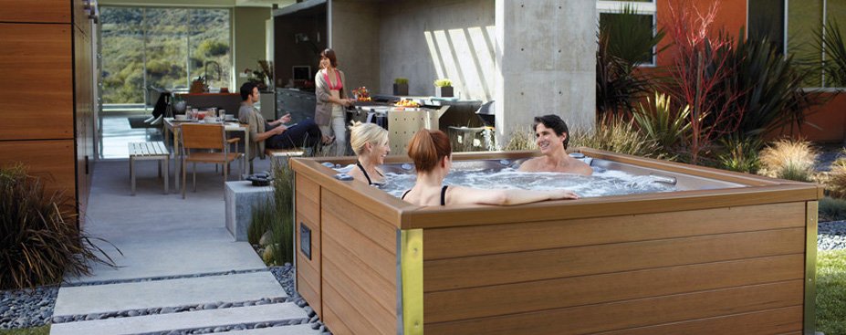 Jacuzzi Spa Installation | Hot Tub Baths | Jacuzzis